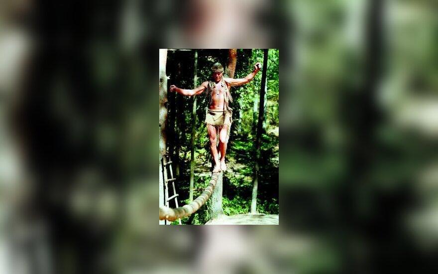 Tarzanas Algimantas Arcimavičius
