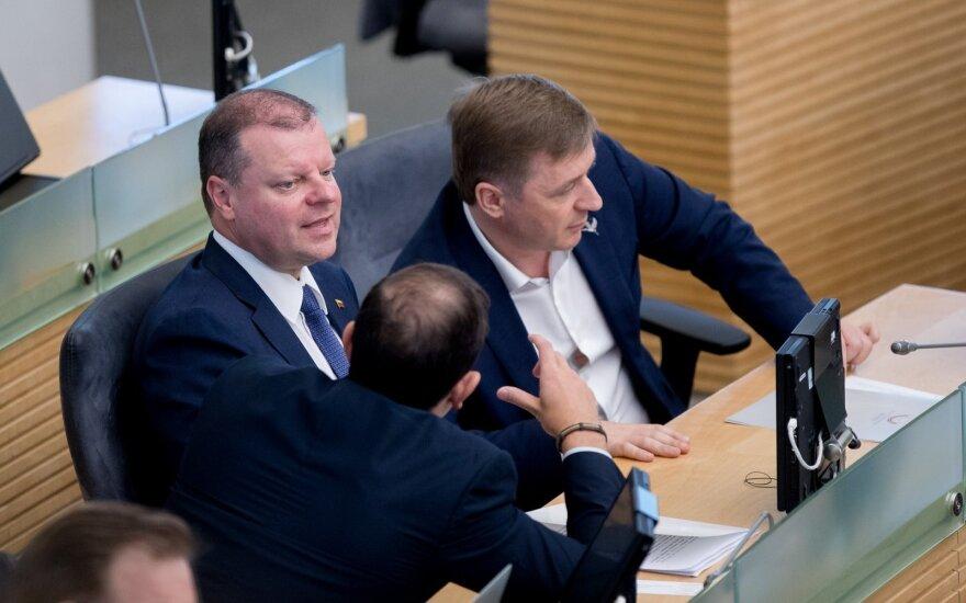 Skverneliui teks ruošti skubius atsakymus: Karbauskio ryšiai Rusijoje – opozicijos akiratyje