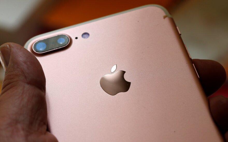 """""""Apple"""" telefonas"""