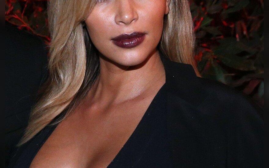 """Kim Kardashian """"Mademoiselle C'"""" vakarėlyje"""