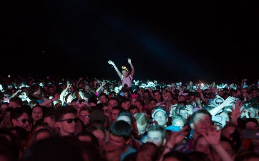 """""""Granatos Live"""" skelbia šiemet koncertuosiančius hiphopo atlikėjus"""