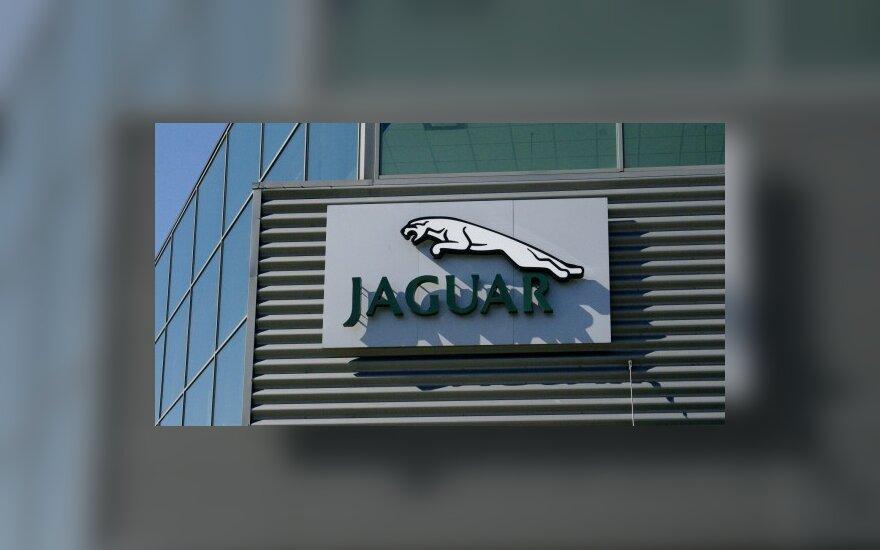 """Jaguar"" planuose – SUV visureigis"