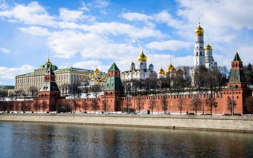 """""""The Washington Post"""": Rusija turi vieną mėgstamiausią triuką"""