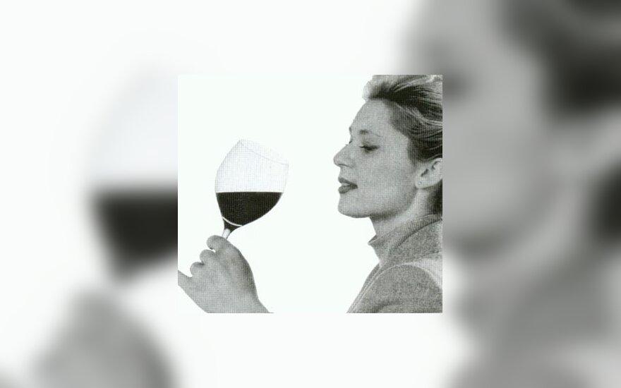 Vyno ragavimas