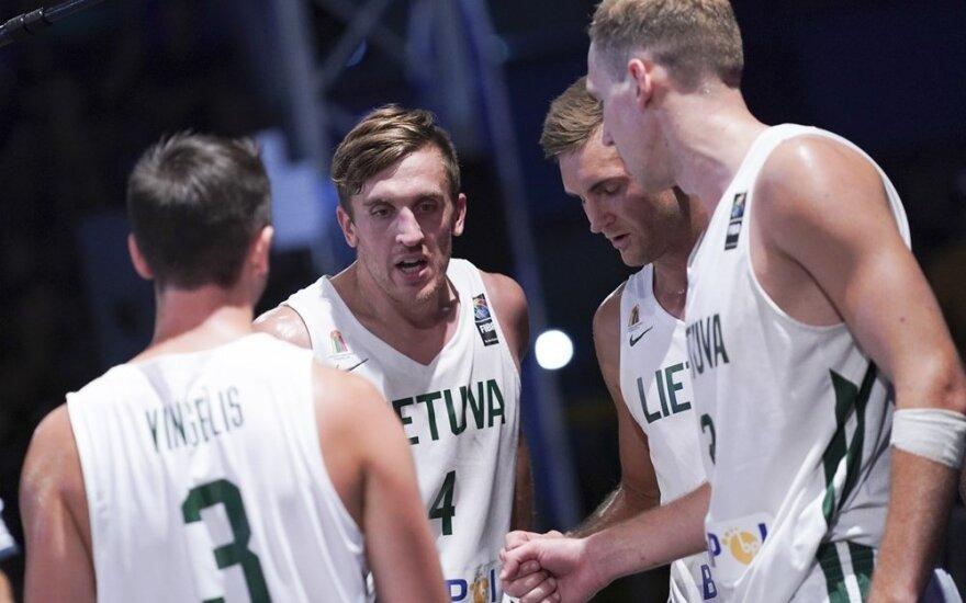 Lietuvos trijulių krepšinio rinktinė