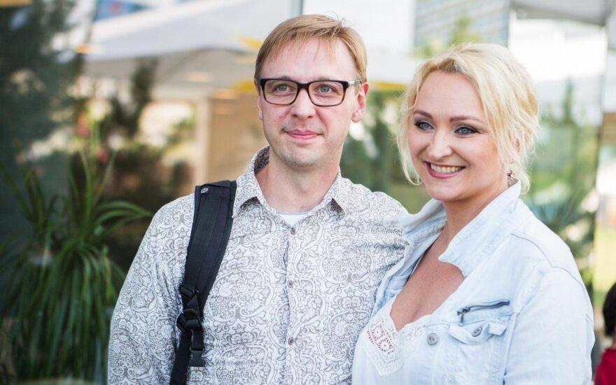 Inga Norkutė-Žvinienė, Aurimas Žvinys