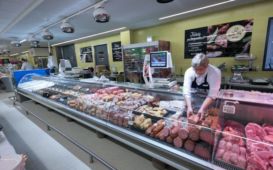 Prekybininkai įvardijo, nuo ko priklauso maisto produktų sudėtis
