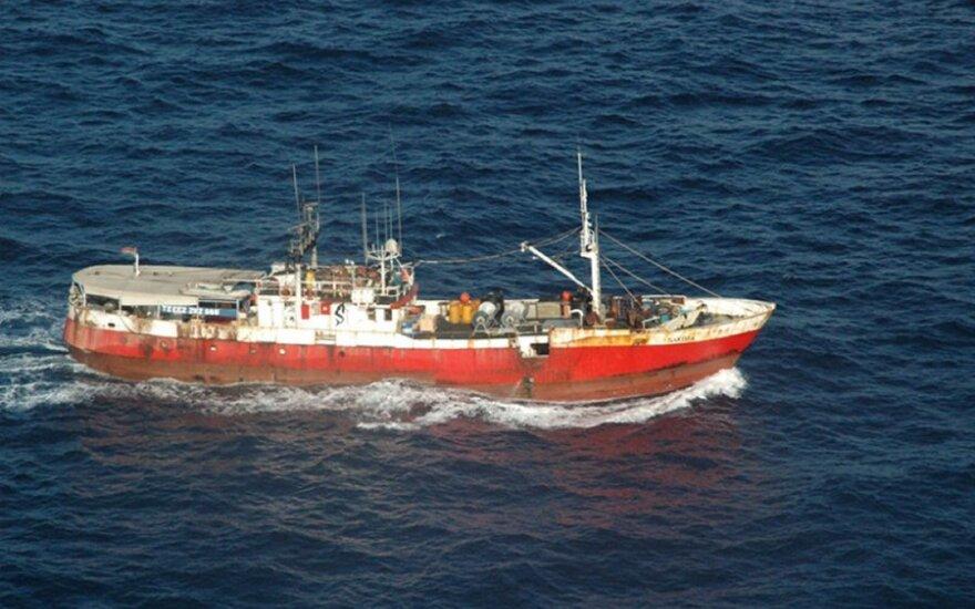 žvejybinis laivas