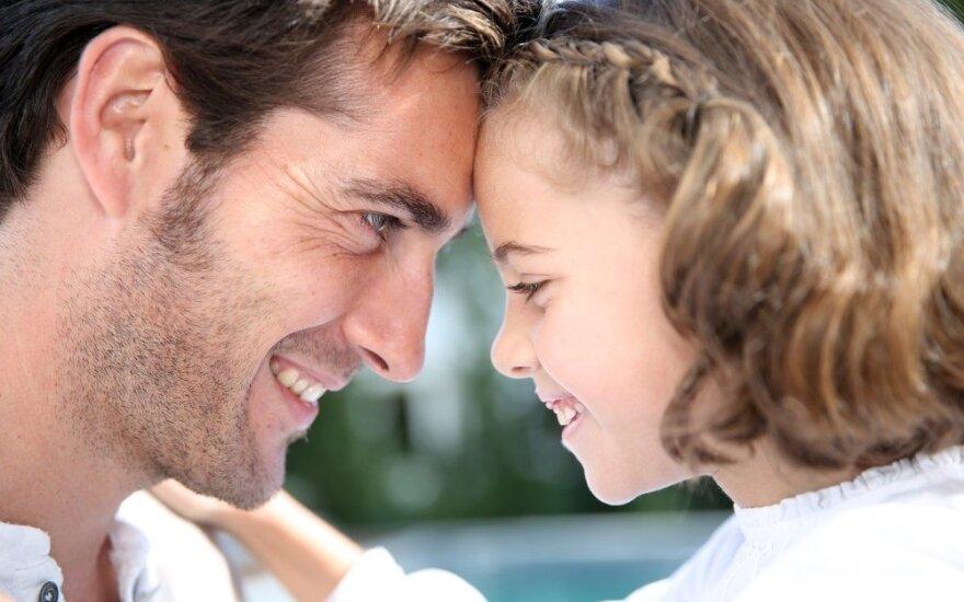 Tėčio laiškas dukrai