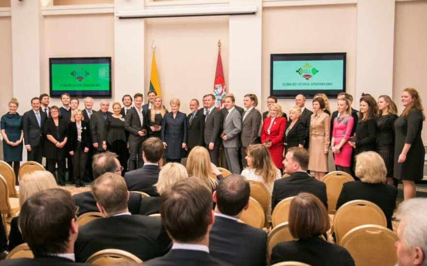 President will award Global Lithuanians