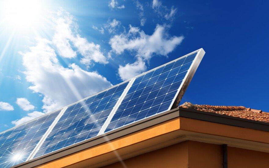Lietuvai ir JAE – bendradarbiavimo galimybės atsinaujinančioje energetikoje