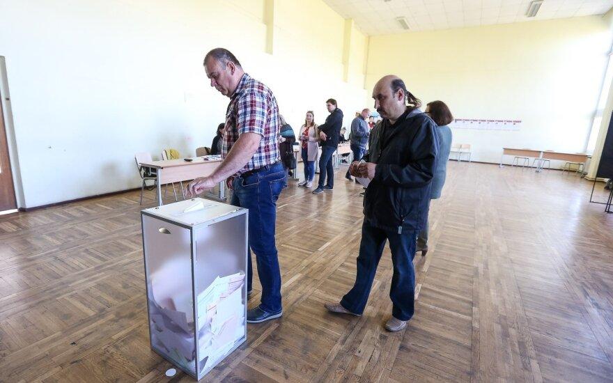 Sociologė: kur kas didesnio aktyvumo rinkimuose nereikėtų tikėtis
