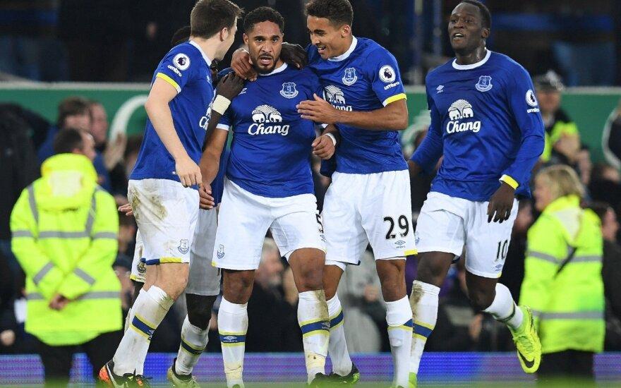 """Everton"" futbolininkai"