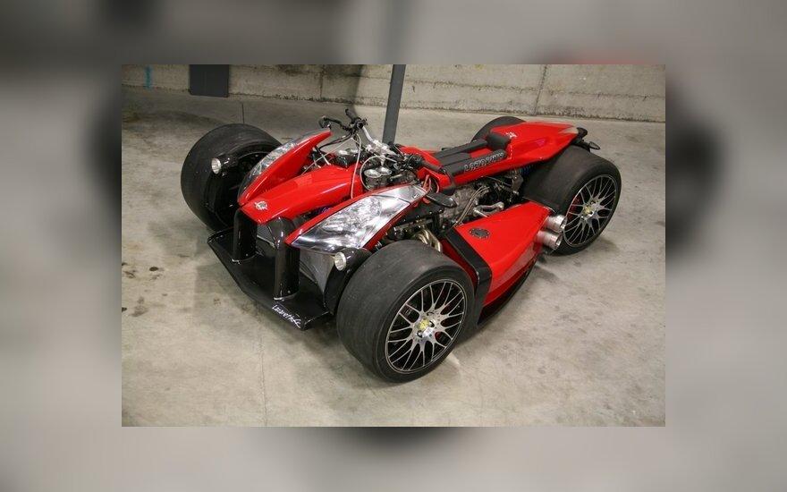 Wazuma V8