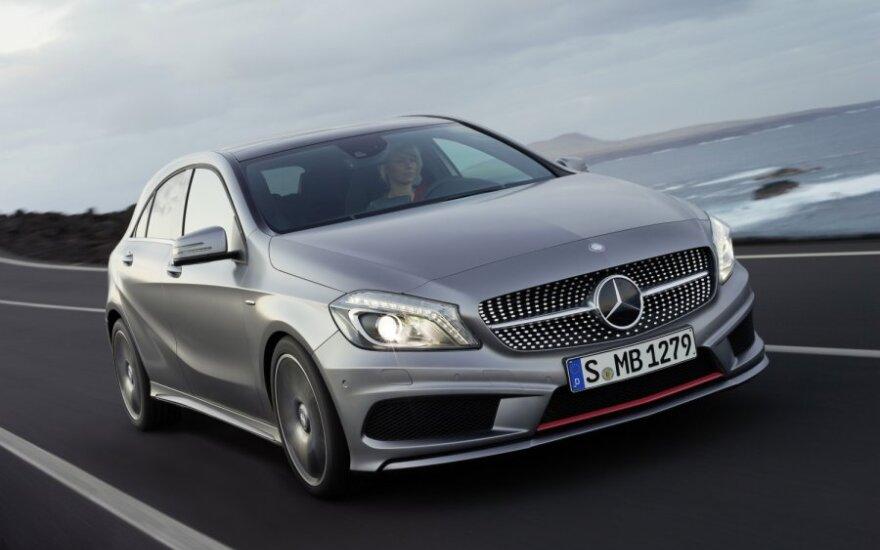 Mercedes-Benz A-klasė