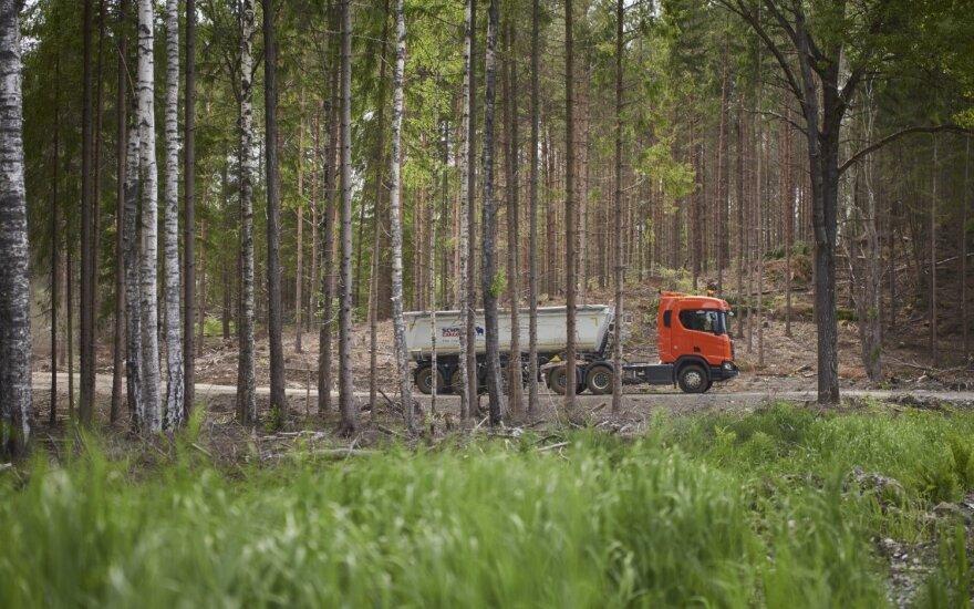 ACEA: sunkvežimių pardavimų augimas Lietuvoje – sparčiausias ES