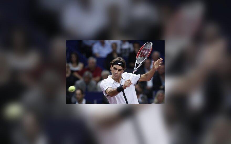 Paaiškėjo baigiamojo sezono vyrų teniso turnyro grupių sudėtys