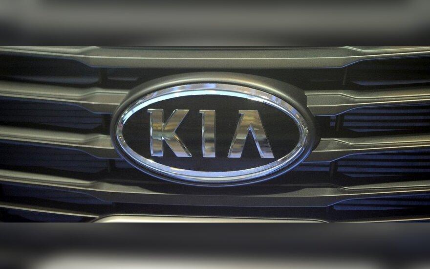 """""""Kia"""" tapo populiariausiu užsienio gamintoju Rusijoje"""
