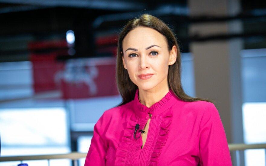 Rima Petrauskytė-Paulauskienė