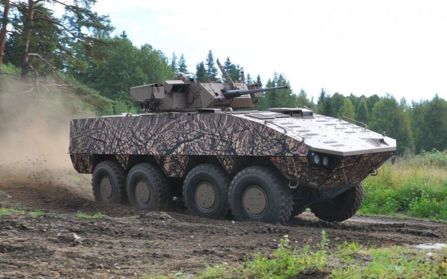Patria AMV XP IFV