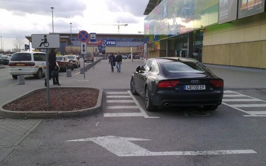 Kaune, Islandijos pl. 2012-04-01
