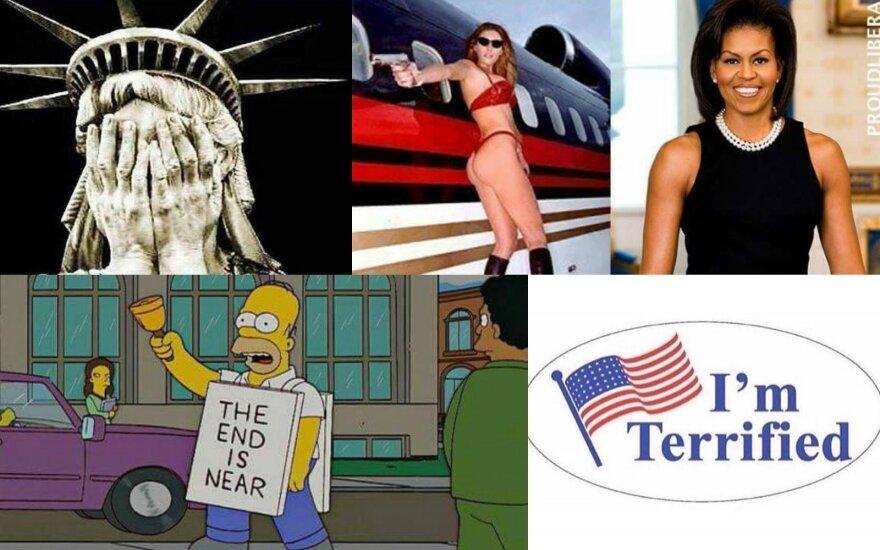 JAV rinkimai