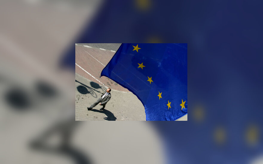 Europos Sąjunga, ES vėliava