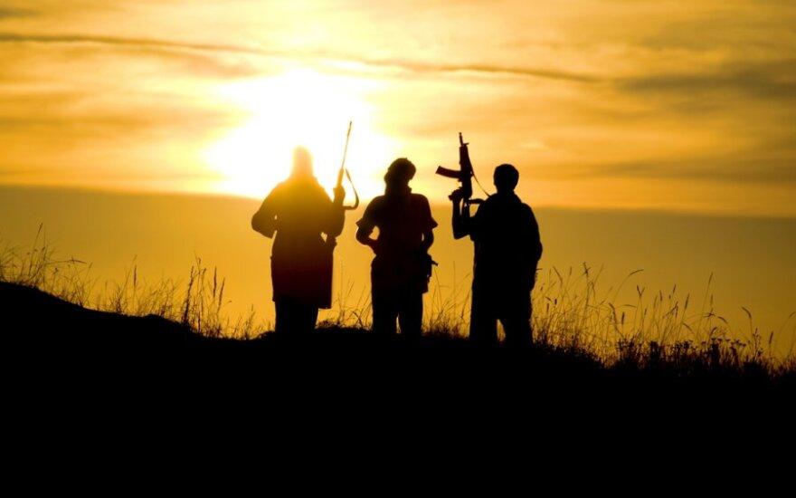Už žiaurumus Irake nuteistas buvęs JAV karys mirė po tikėtino mėginimo nusižudyti
