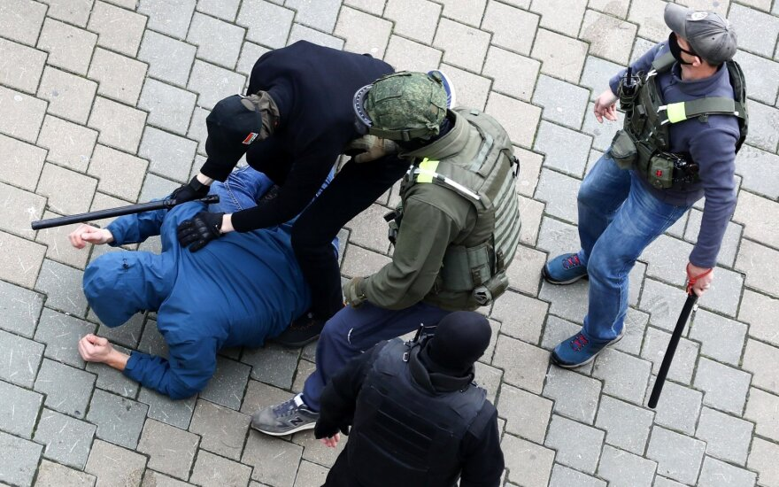 Another 3 Belarusians to ask Lithuanian law-enforcement to probe regime violence