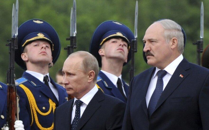 Rusijos grėsmę siūloma apsvarstyti NSGK