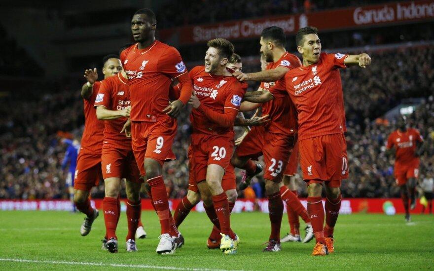 """Liverpool"" - ""Leicester"" dvikova"