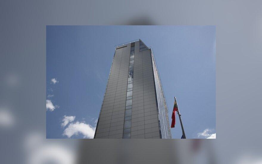 Nuomotis savivaldybės dangoraižį pigu, o partijos būstinės patalpas – brangu?