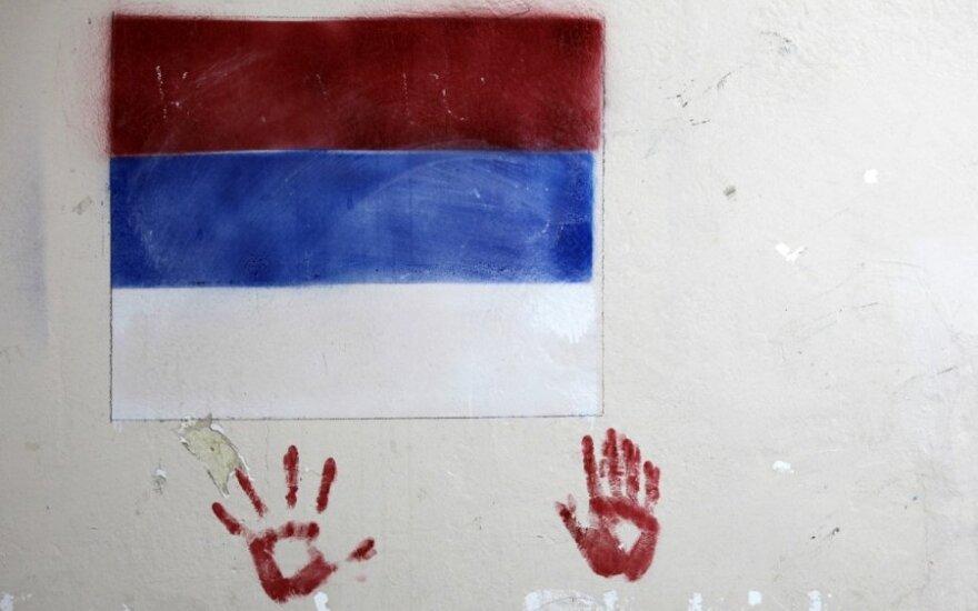 Atgarsiai iš Balkanų: kvaily, tai geopolitika!