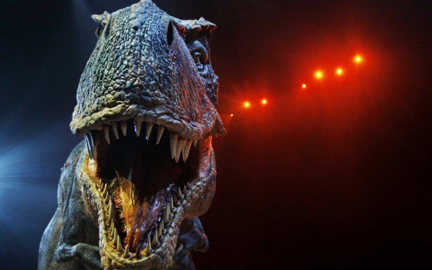 Amerikietis verslininkas vardą pasikeitė į Tyrannosaurus Rex