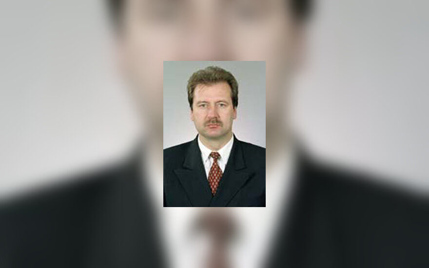 V.Uspaskich