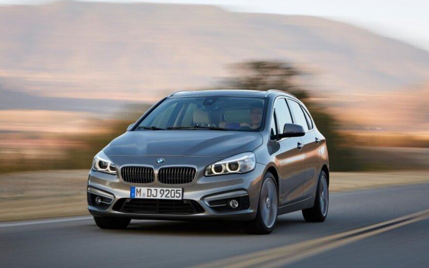 BMW 2-serijos Active Tourer