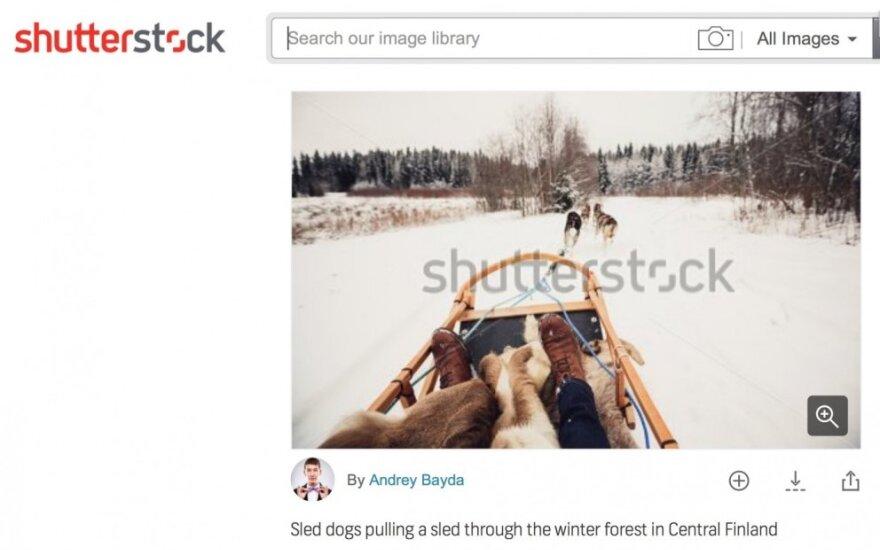 Turizmo departamento naudota reprezentacinė Lietuvos nuotrauka