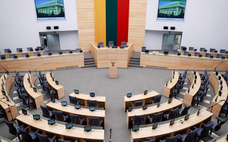 Grybauskaitė – už Seimo rinkimus pavasarį