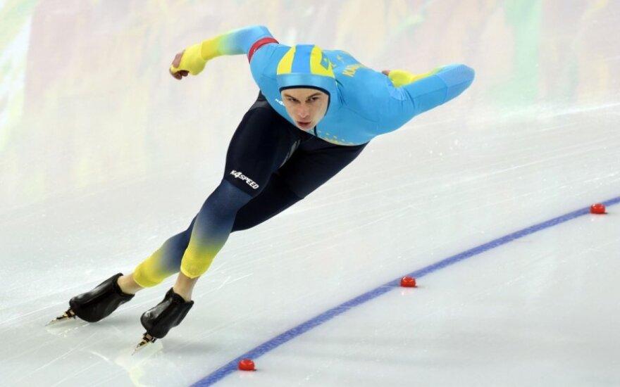 Romanas Krechas iš Kazakhstano už pergalę Sočyje uždirbtų 250 tūkst. JAV dolerių