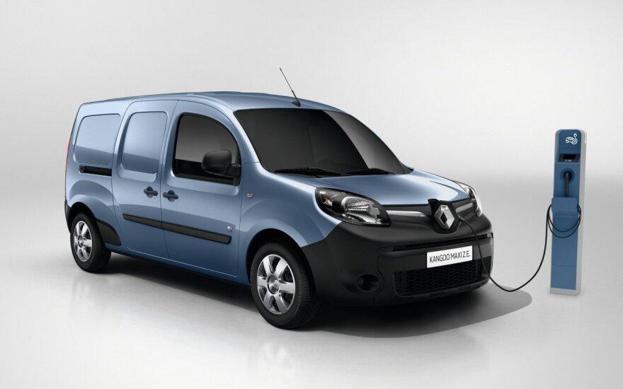"""""""Renault Kangoo Z.E."""""""