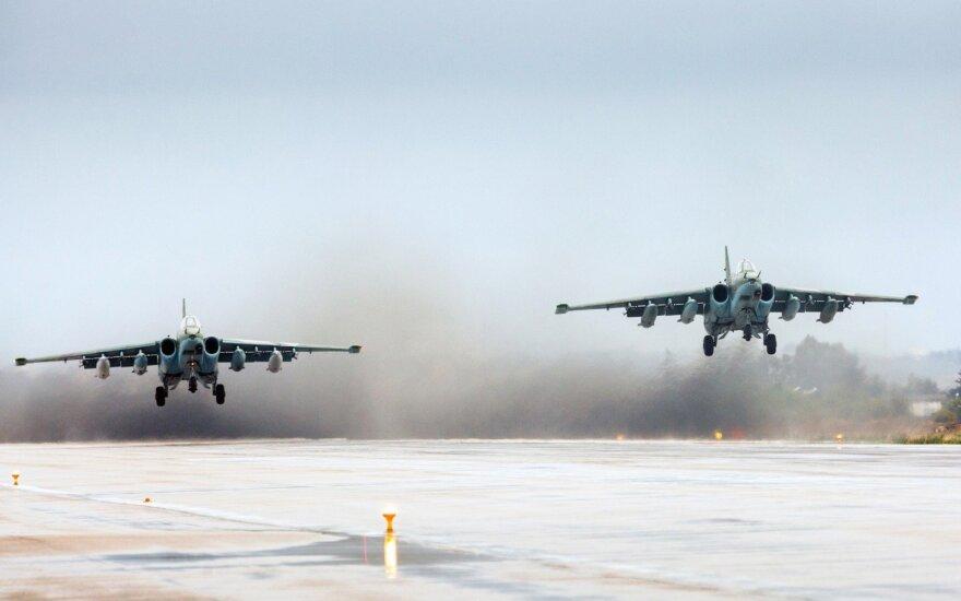 Rusijos dienraštis: per vieną dieną – didžiuliai rusų kariuomenės nuostoliai