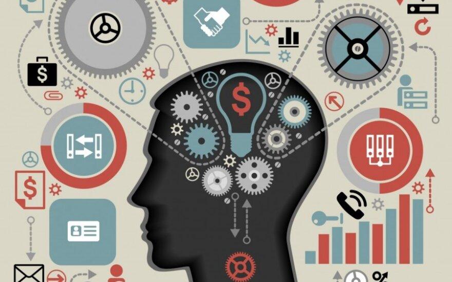 Mąstymo virusai: kaip išsivalyti galvą