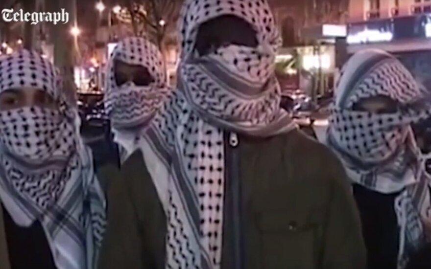 """Sirijoje nukautas """"Paryžiaus atakų balsu"""" primintas džihadistas"""