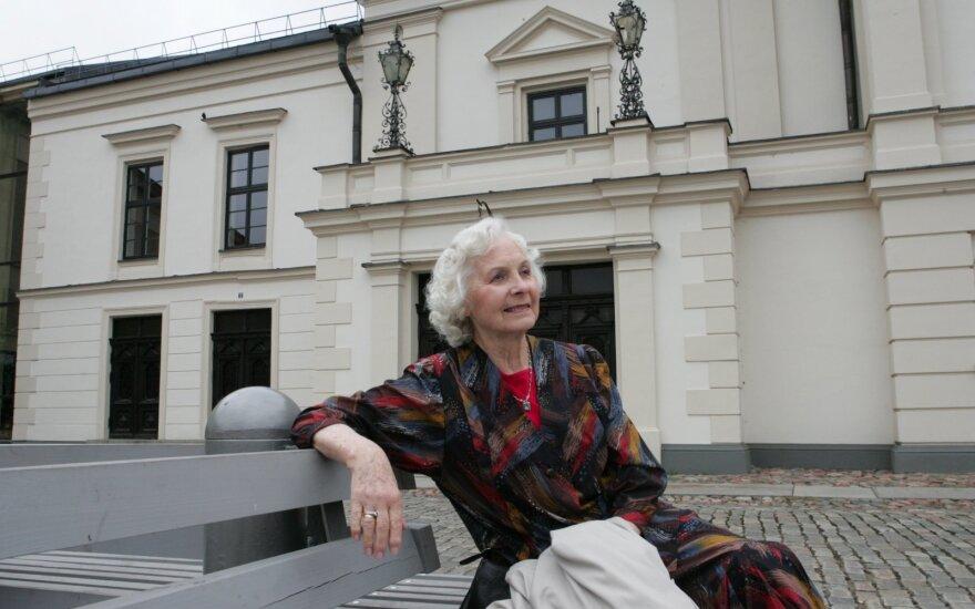 Marija Černiauskaitė-Barauskienė