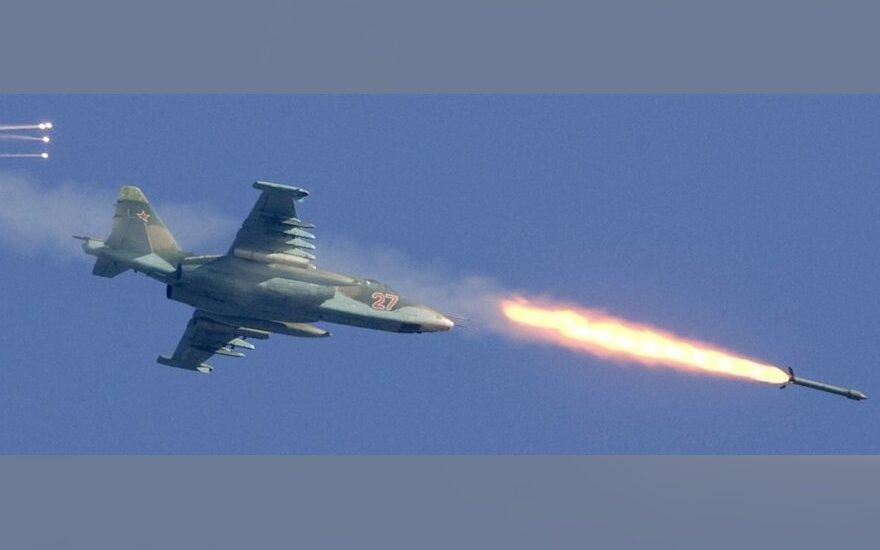 Lėktuvas Su-25