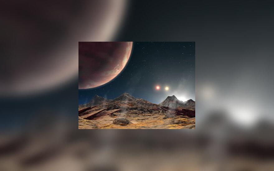Kosmosas, planetos
