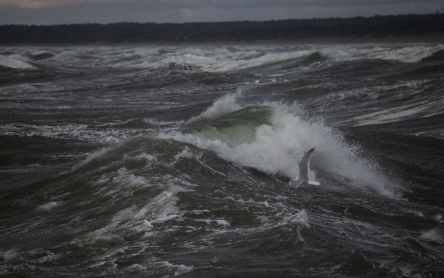 Suomijos ir Estijos dujų rinkas sujungė vamzdynas per Baltijos jūrą