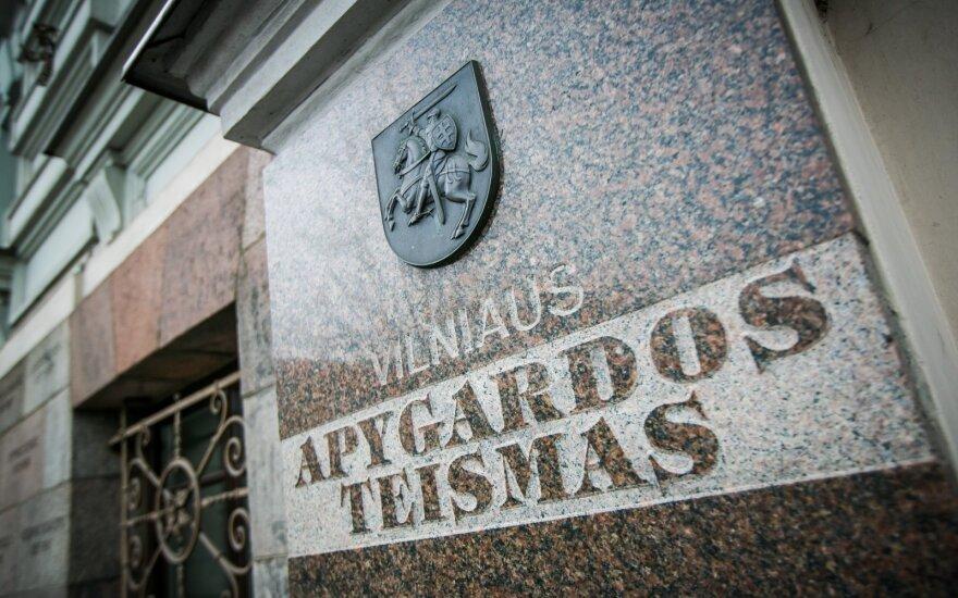 Dėl seksualinio prievartavimo nuteistas vilnietis ir jo sesuo bandė papirkti Vilniaus teisėją