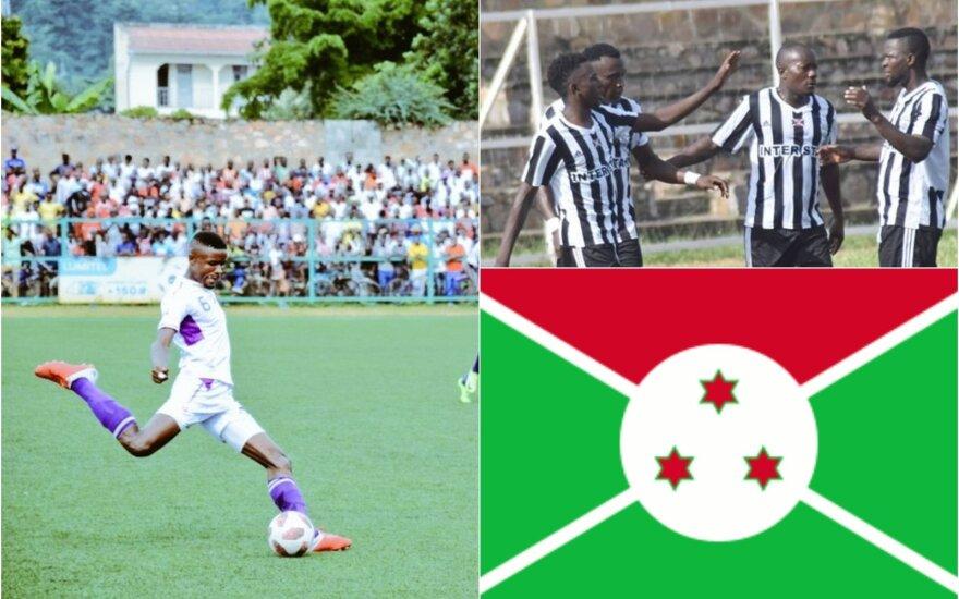 Futbolas Burundyje