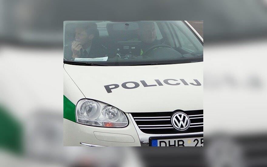 Į avariją Vilniuje pateko prancūzų diplomatas